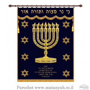 Manora, Passuk Magen David Border