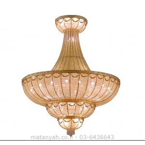 Chandelier for synagogue