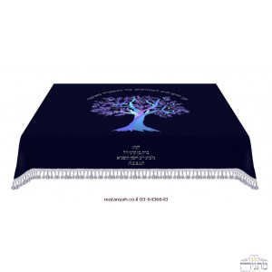 Tree of Life Decorative Bimah Cover