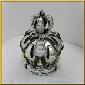 Blended Pure Silver Gold Bells