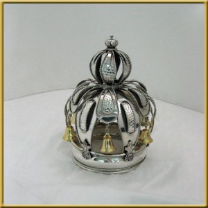 Pure Silver Low Crown